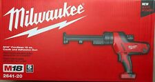 Milwaukee 2641-20 M18 Cordless 10 oz Caulk and Adhesive gun (Bare tool)
