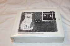 Country Cats-Latch Hook Kit Mostly Sealed