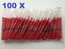 100 x Thermal Grease Paste Compound Syringe PC CPU Processor Heatsink Cooling