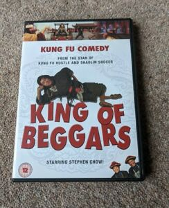 KING OF BEGGARS Stephen Chow Kung Fu Comedy Region 2 UK DVD
