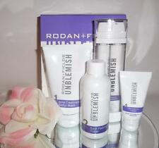 Rodan + Fields Unblemish Regimen for Acne and Post Acne Marks 4pc Set Kit READ