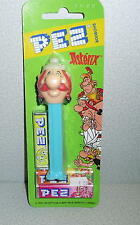 PEZ Canadian Package ASTERIX Neat Card Mint In Pack 1997