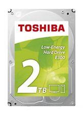 Toshiba E300 2000go Série ATA III Disque dur - disques durs