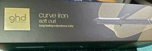 Ghd Curve Iron Soft Curling Iron....Creates Long Lasting Voluminous Curls....