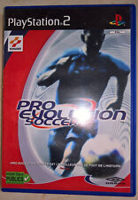 SONY PLAYSTATION PS2  - Pro Evolution Soccer