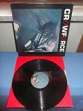 "Crowforce ‎""Crowforce"" LP DEVOTION UK 1992 - GATEFOLD"