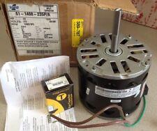 Blower Motor Genteq S1-1468-235P/A F48F95A48 Ser23913M1 1/2hp 115V 1050rpm 3-Spd