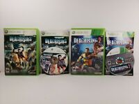 Dead Rising & Dead Rising 2 (Microsoft Xbox 360, 2010) Bundle Lot of 2 Games