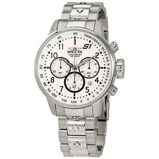 Invicta S1 Rally Chronograph Silver Dial Mens Watch 23078