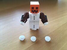 LEGO MINECRAFT SNOW GOLEM FROM SET 21131