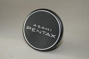 ASAHI PENTAX VINTAGE METAL LENSCAP 49mm PUSH ON.VERY NICE!