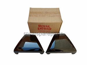 Royal Enfield GT Continental 535 Side Panels Black LH & RH