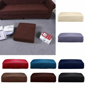 Stretch Sofa Seat Cushion Cover Couch Slipcover Protector for Living Room