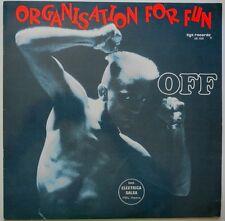LP de ** off-Organisation for fun (ZYX Records' 88) ** 26500