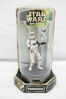 Stormtrooper Rotate 360 Figure Star Wars Epic Force Kenner 1998 TY