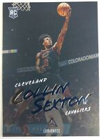 2018-19 Panini Chronicles Luminance Collin Sexton Rookie RC #151, Cavaliers