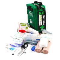 Trousse de Secours Urgences Kit Premier Soins 165 Pieces Portable Sac De Survies