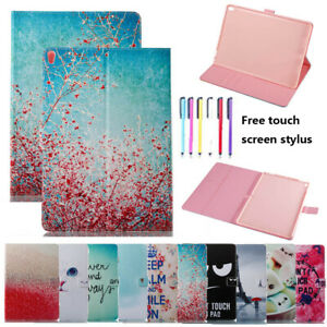 Case Cover For iPad Air Pro iPad Mini 3 4 5 Protective Smart Stand Flip Case