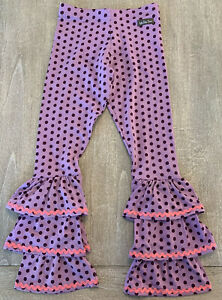Matilda Jane Girls Sz 8 GUESS THE RIDDLE BENNYS Leggings Pants-NEW! FREE SHIP!