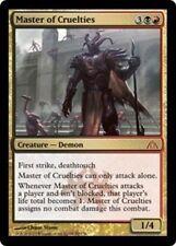 MASTER OF CRUELTIES Dragon's Maze MTG Gold Creature—Demon MYTHIC RARE
