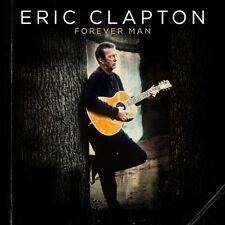 Forever Man - Eric Clapton 2 CD Set Sealed ! New ! 2015 !