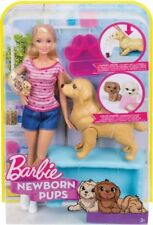 Barbie FDD43 FAMILY Newborn Pups