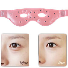 Anti Aging Tourmaline Magnet Eye Massager Aask Tourmaline Hot Cold Eye Mask
