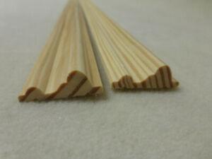 Profilleiste Kiefer 11x29mm Holzleisten Zierleiste Stk 100cm