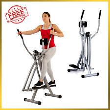 Sunny Health & Fitness SF-E902 Air Walk Trainer Elliptical Machine