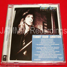 TOMMY SHAW - AMBITION - ROCK CANDY COLLECTOR'S EDITION CD - SEALED / STYX