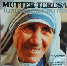 LP Mutter Theresa Tondokumentation - Roland Bader,VG+,cleaned,EOM 12482