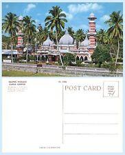 Jamek Mosque  Kuala Lumpur Malaysia Singapore Postcard - Architecture