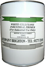 White Cellulose Industrial Primer High Build 1L