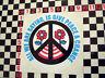 Peace Sticker - Beatles Classic Car 1960's Retro Vintage