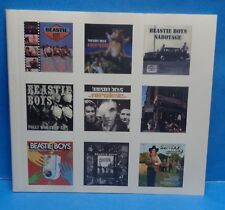 Booklet Only Beastie Boys Anthology: The Sounds Of Science (No Cd)