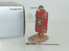 Thomas Gunn ROM010A Roman Empire Legionnaire Bullseye Metal Toy Soldier Figure
