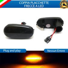 PLACCHETTE A LED FRECCE LATERALI A LED ALFA ROMEO 147 MK1 CANBUS NERO FUME'