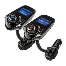 Car Kit Handsfree Wireless Bluetooth FM Transmitter MP3 Player USB LCD Modulator