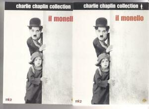 Charlie Chaplin Collection - il monello - doppio 2 dvd Warner  z8-37645