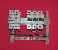 ABB FI-Schutzschalter S 261 B16  5 Stück mit Halte-Schiene (538)