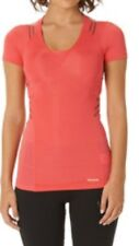 Size 6 - 8 XS Women's Reebok Easytone Gym Sports Top T. Shirt NEW In Packet Pink