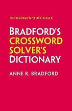 Collins Bradford's Crossword Solver's Dictionary by Anne R. Bradford...