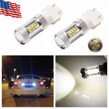US Car 80W CANBus 3157 LED Reverse Light Truck Backup Lamp 4114 3057 4157 Bulbs