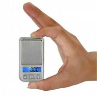 0.01g-100g Mini Ultrathin Jewelry Digital Portable Pocket Scale ST