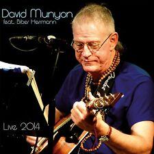 David Munyon - Official Bootleg Vol.2 - Live 2014 feat Biber Herrmann - NEU
