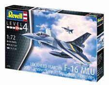Revell 1/72 Lockheed Martin F-16 MLU 100th Anniversary 1st Squadron, Florennes #