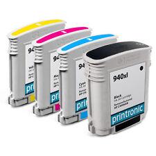Ink Cartridge for HP OfficeJet Pro 8500a Plus Inkjet Printer - HP 940XL 4 Pack