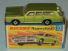 MATCHBOX SUPERFAST 73 Mercury Commuter VVNM in G2 Box