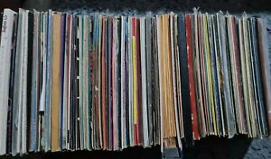 Variety of Vinyl Record LP Choose from a Collection Alphabetical Order