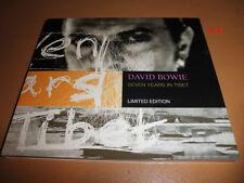 DAVID BOWIE single SEVEN YEARS IN TIBET 3 track CD mandarin vers PALLAS ATHENA